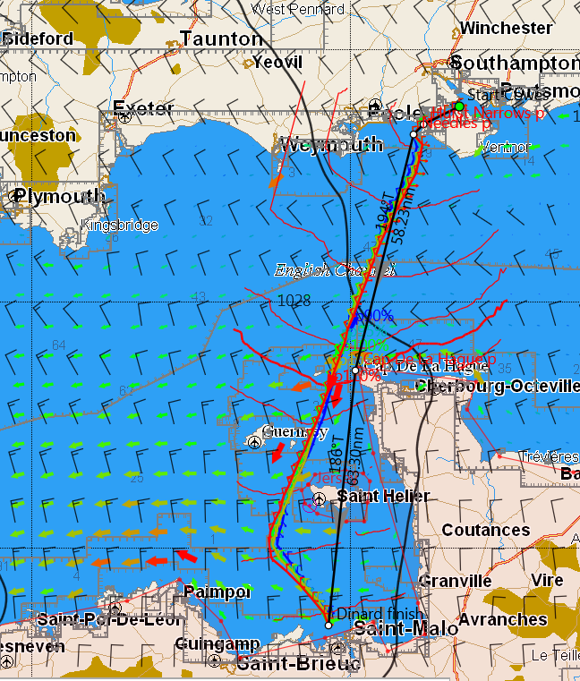 Routing-Cowes-Dinard190905